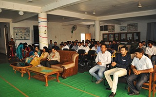 Farewell Party was Celebrated at PDMIET